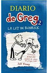 Descargar gratis Diario De Greg 2: La Ley De Rodrick en .epub, .pdf o .mobi
