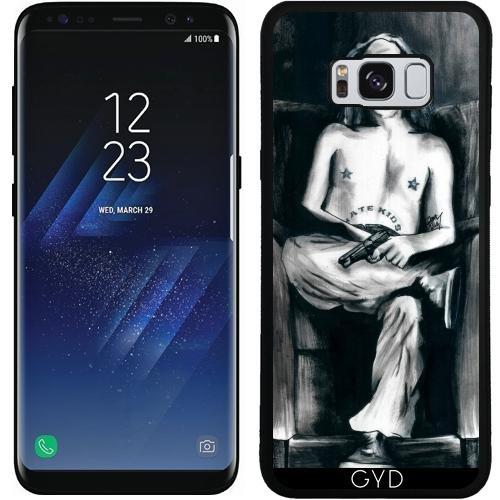 Funda de silicona para Samsung Galaxy S8 (SM-G950) - El Payaso Que No Era Gracioso by zombierust