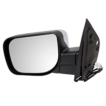 Set of Side View Power Mirrors for Nissan Pathfinder Pickup Truck