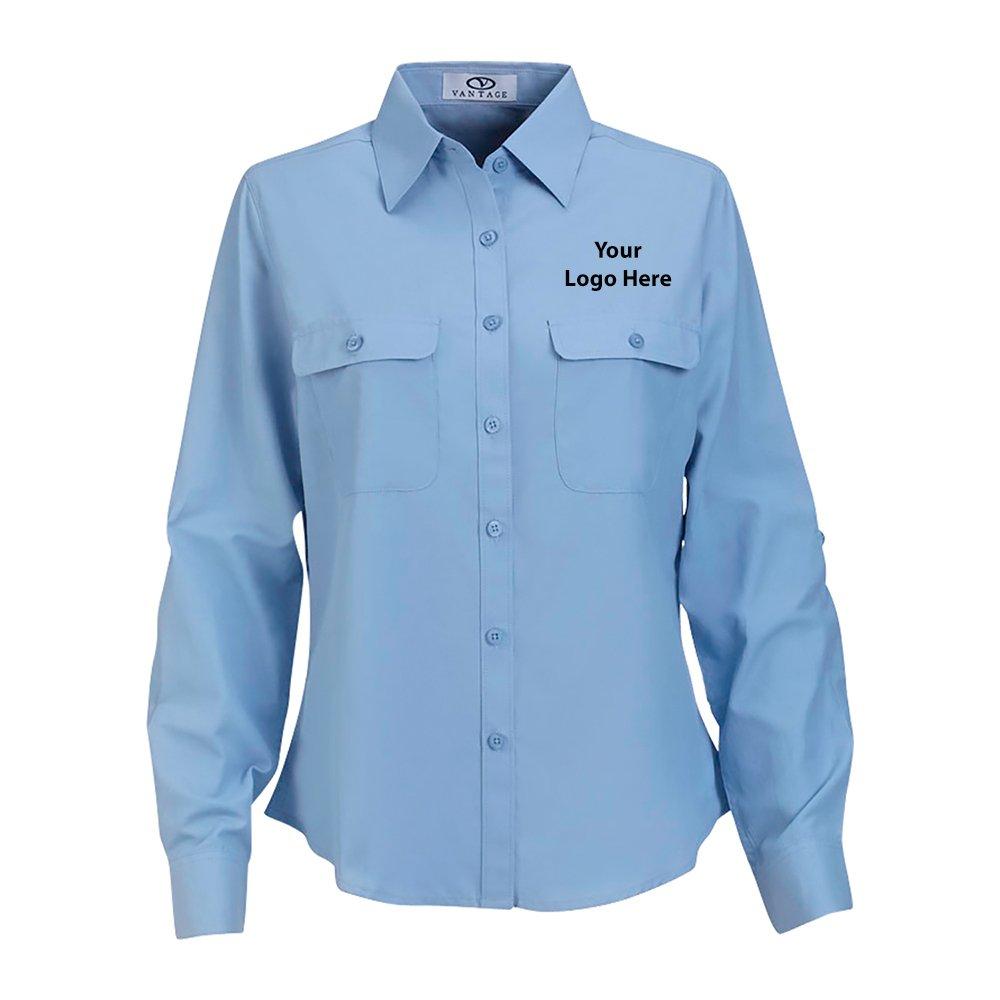 Women Vansport Trip Shirt - 12 Quantity - $50.15 Each - BRANDED/CUSTOMIZED by Sunrise Identity