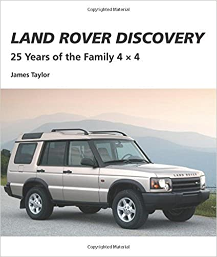 E-kirja Lataa englanti Land Rover Discovery: 25 Years of the Family 4 x 4 PDF