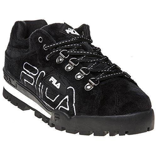 Fila Trailblazer Premium Velour Womens Boots Black
