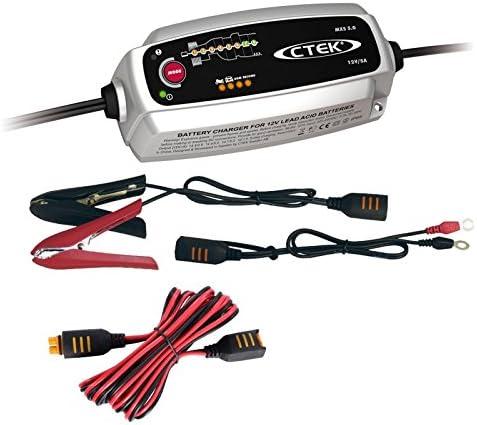 Ctek Mxs 5 BatterieladegerÄt VerlÄngerungskabel 2 5m Comfort Connect 31799930 Auto