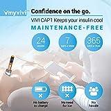 VIVI CAP1 Reusable Insulin Cooler Travel Case