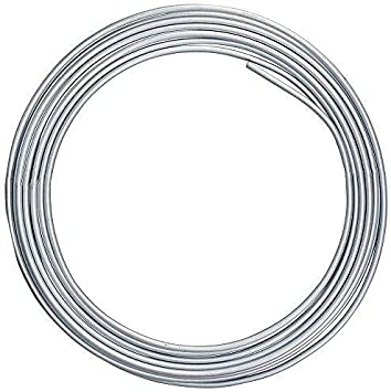 Transmission Tubing Coil 1//4 inch x 25 foot Stainless Steel Line Brake Fuel