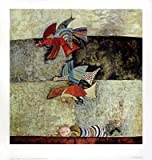 Fine Art Poster Print ''The Dream'' by Graciela Rodo Boulanger (27x28.25 inches)