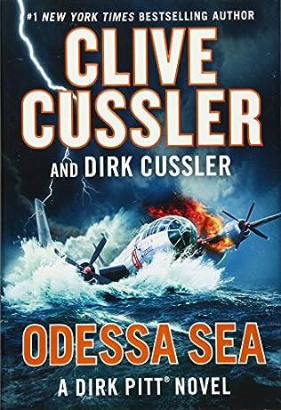 book cover of Odessa Sea