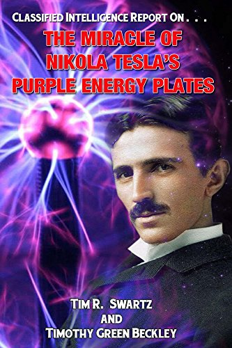 The Miracle of Nikola Tesla's Purple Energy Plates