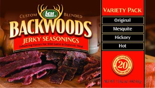 nesco jerky seasoning instructions