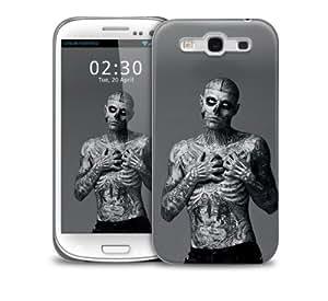 Zombie Boy Samsung Galaxy S3 GS3 protective phone case