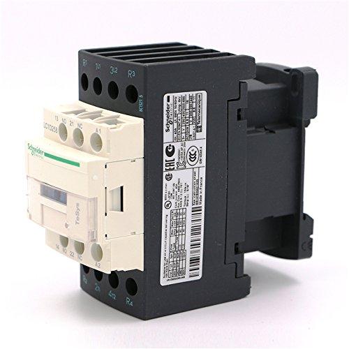 NEW AC Contactor 4P LC1D258 LC1D258G7 LC1-D258G7 40A 120V AC coil by Schneider (Image #1)