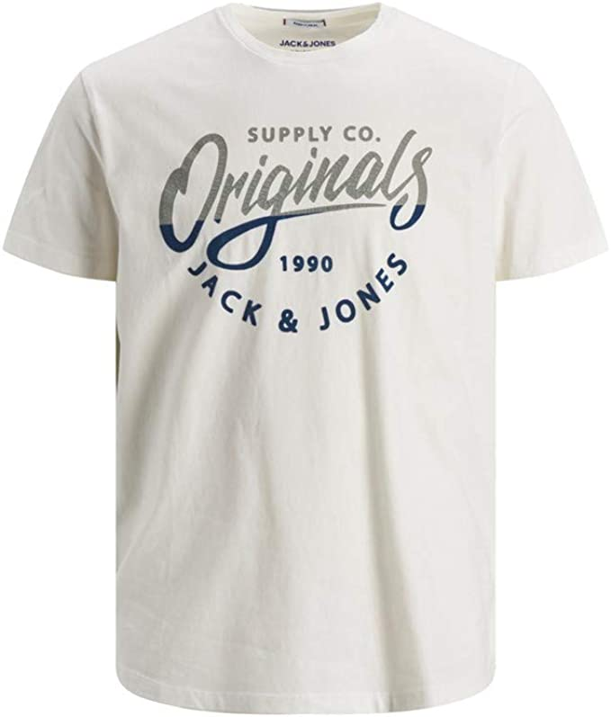 Jack & Jones JORMIRROR - Camiseta para hombre: Amazon.es: Ropa y accesorios