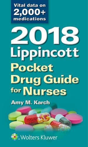 2018 Lippincott Pocket Drug Guide for Nurses cover