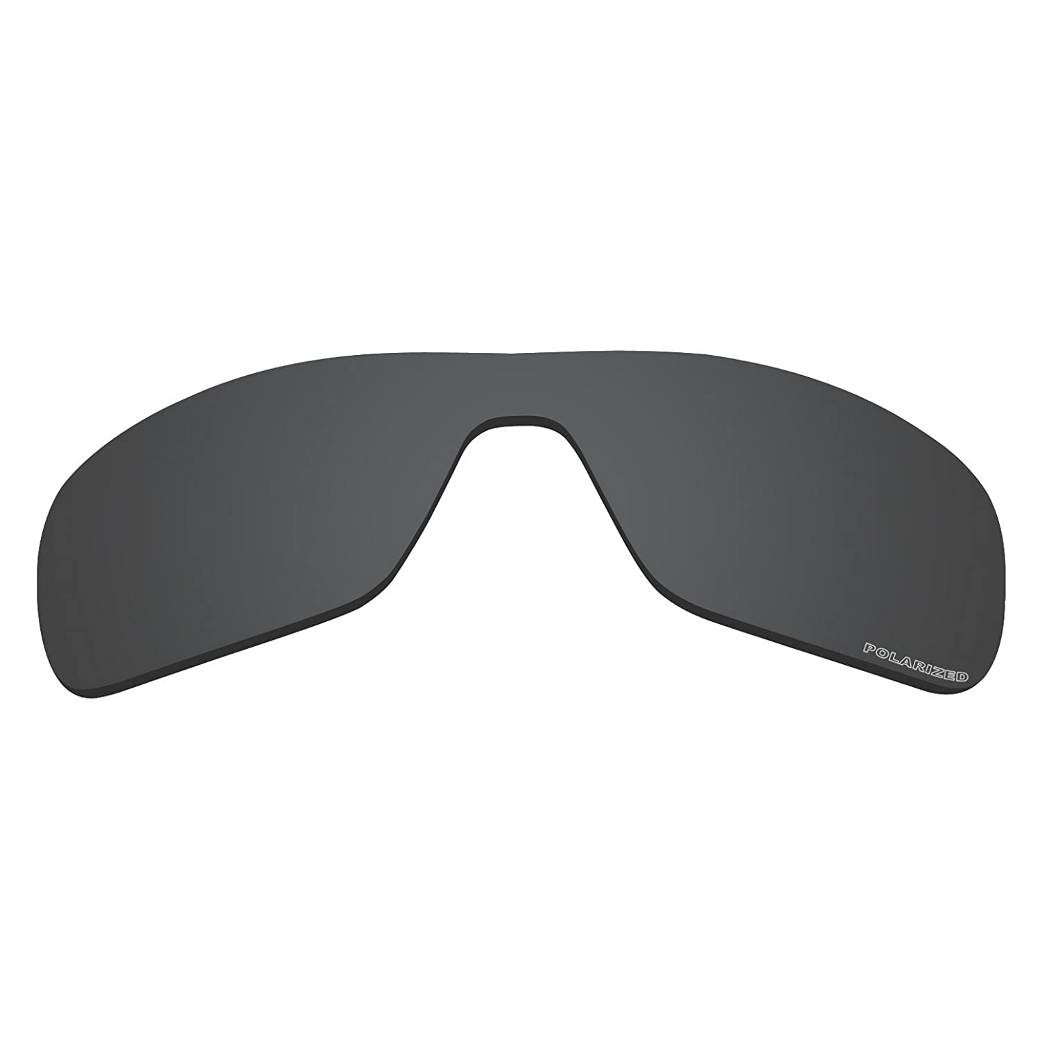 732db73126 Amazon.com  Tintart Performance Lenses Compatible with Oakley Turbine Rotor  Polarized Etched-Carbon Black  Clothing