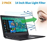 LILIONGTH 14 Inch Anti Blue Light Screen Protector with 16:9 Aspect Ratio Laptop Eye Protector Reduce Eye Fatigue and Eye Strain