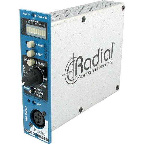 Radial PowerPre