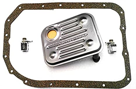 amazon com 4l80e transmission filter kit 1997 and up gm 4l80 with rh amazon com