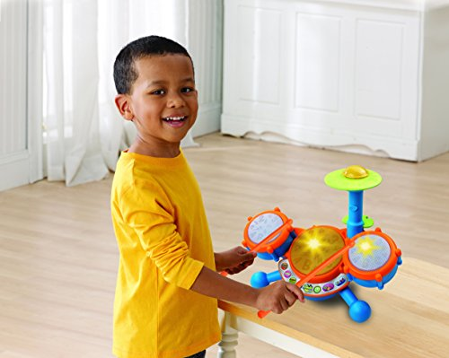Drum Toy For 1 Year Olds : Vtech kidibeats kids drum your dream toys