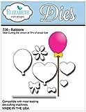 Elizabeth Craft Designs Balloons Metal Die