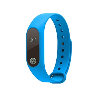Amazon.com: Fitness Tracker Smart Bracelet Wristband 0.42 ...