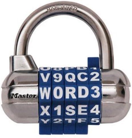 Cerradura de peine Password Plus