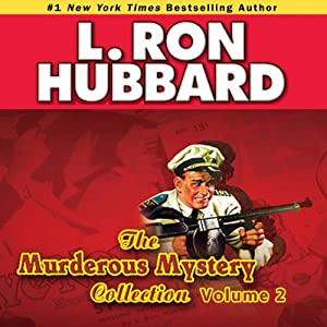 Murderous Mysteries Audio Collection, Volume 2 Audiobook