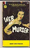 Web of Murder, Harry Whittington, 0887390323