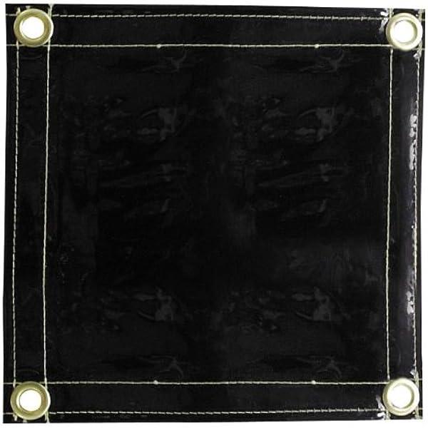 3 tinted transparent vinyl Welding curtain 8/'x15/' 14mil flame retardant 250°F