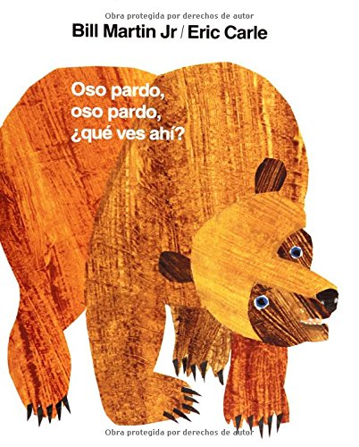 Oso pardo, oso pardo, ¿qué ves ahí? by Henry Holt and Co. (BYR)