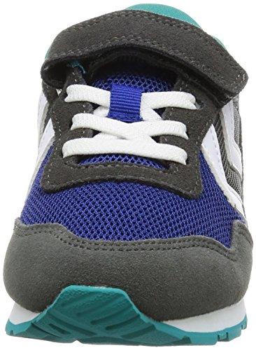 Hummel Reflex Jr, Zapatillas Unisex Niños Azul (Limoges Blue)
