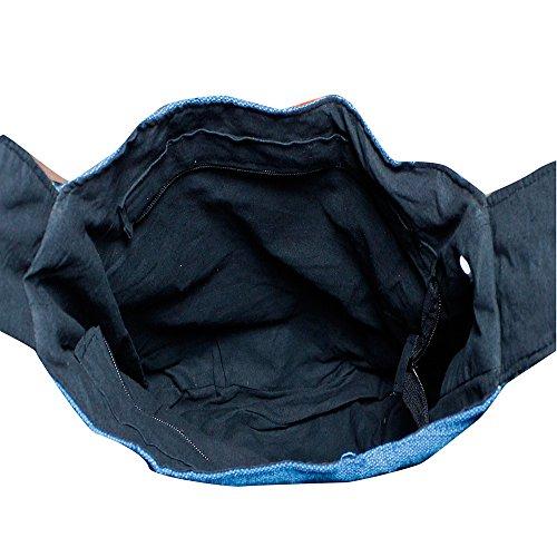 Colourful Embroidered Shoulder Bag