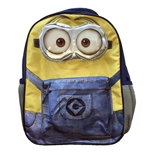 Despicable Me - Minion in Overalls 16' Backpack -