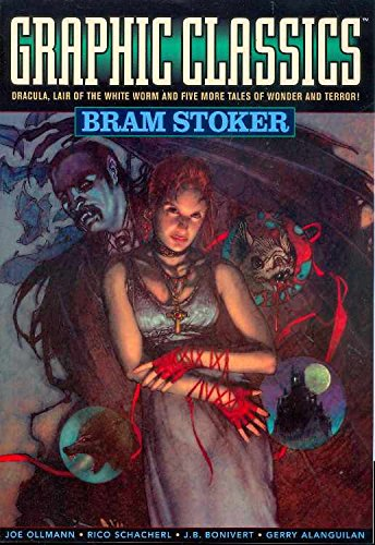 Graphic Classics Volume 7: Bram Stoker - 2nd Edition (Graphic Classics (Eureka))