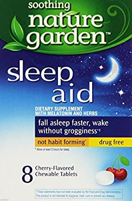 Sleep Aid - Nature Garden Natural Sleep Remedy, 8-ct. Packs (2 pack)