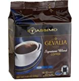 tassimo disc bulk - Tassimo Pro Signature Blend Coffee, 4.45 oz. pack, Pack of 5