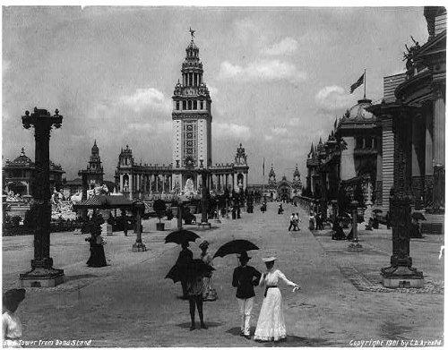 Photo: Pan-American Exposition, Buffalo, N.Y., 1901,New York 2