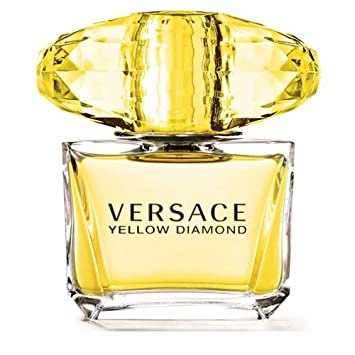 Yellow Diamond FOR WOMEN by Versace – 3.0 oz EDT Spray