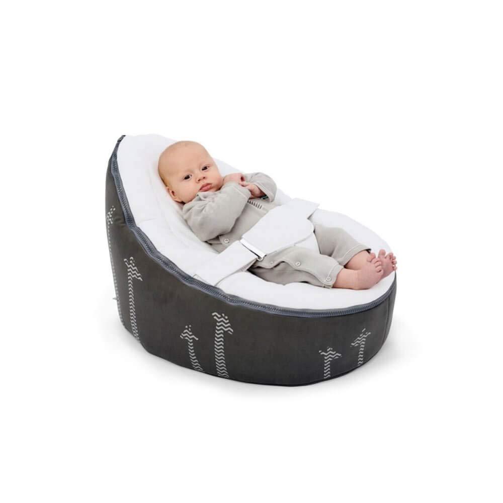 Babymoov Doomoo Nest New Generation Babywippe Giraf Grey