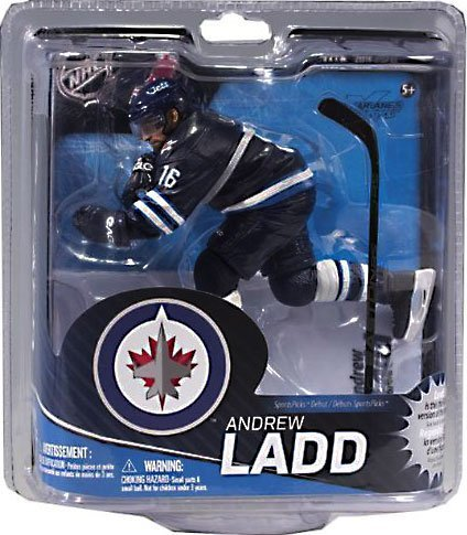 McFarlane Toys NHL Series 31 Andrew Ladd Collector Level Action Figure ()