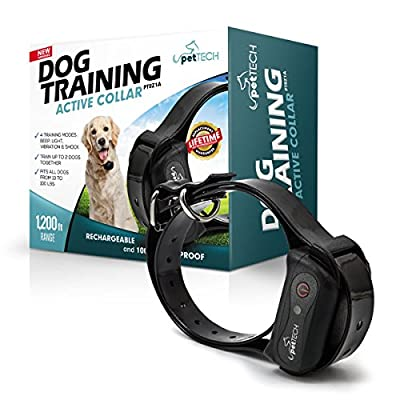 PetTech PT0Z1-A Additional Collar For PT0Z1 Dog Training Kit by PetTech