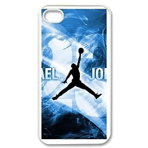 Jordan for iPhone 4,4S Phone Case 8SS459546