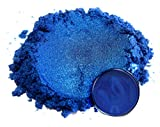 """Eye Candy Mica Powder Pigment """"Blue Orchid"""" (50g) Multipurpose DIY Arts and Crafts Additive 