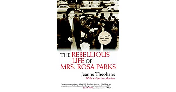 Amazon.com: The Rebellious Life of Mrs. Rosa Parks eBook ...