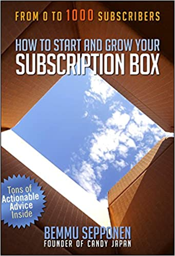 How to Start and Grow Your Subscription Box: From 0 to 1000