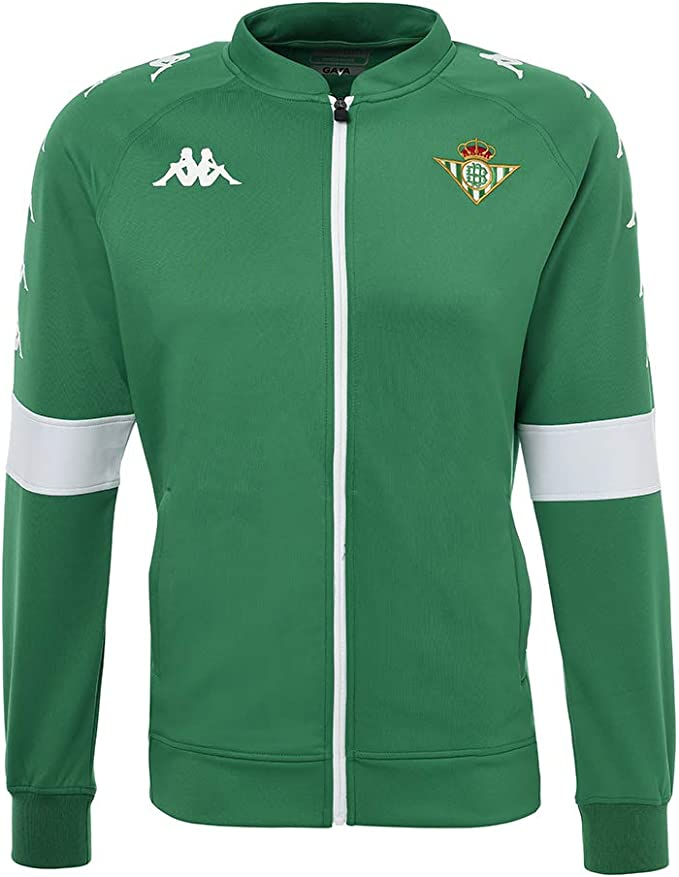 Kappa Alvencod 3 Betis Jersey, Hombre: Amazon.es: Deportes y aire libre
