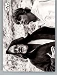 #9: 2018 Topps Star Wars A New Hope Black and White #29 On the Move