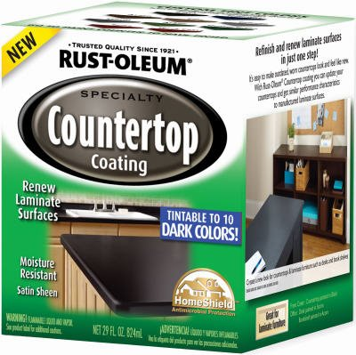 Rustoleum Specialty 254853 29 Oz Tintable Specialty Countertop Coating