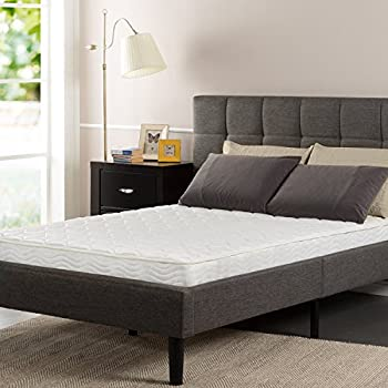 Amazon Com Zinus Pocketed Spring 6 Inch Classic Mattress