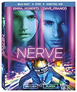 Cover Image for 'Nerve [Blu-ray + DVD + Digital HD]'