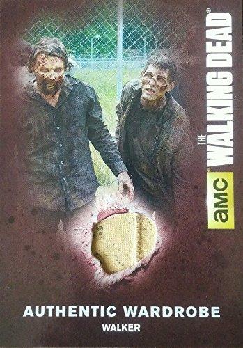 2016 Walking Dead Season 4 Part 1 Wardrobe Card M23 Walker SEAM VARIANT
